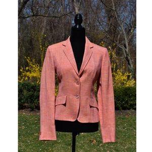 Women's Brioni linen blazer size 42 (US size 6)